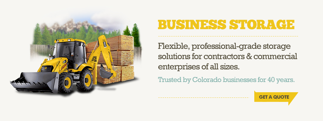 Centennial Storage | Graphic Design | Denver, CO