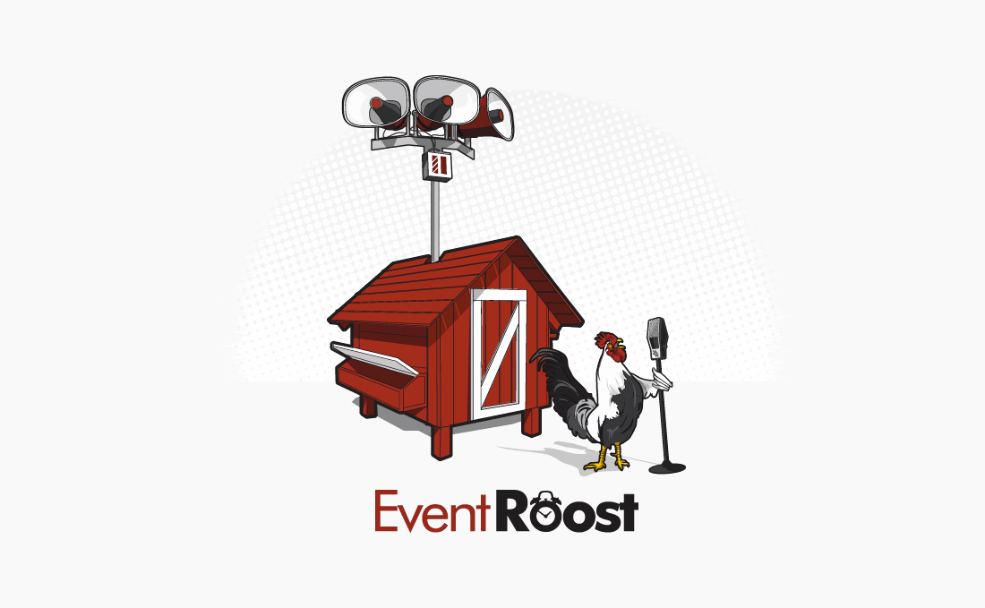 Event Roost - Final Branding / Logo Design | Denver, CO