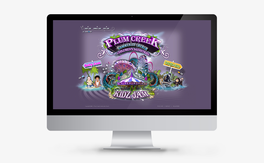 Plum Creek | Web Design, Graphics, Branding, Animation | Denver, CO